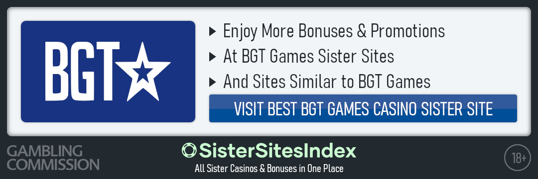 BGT Games Sister Sites