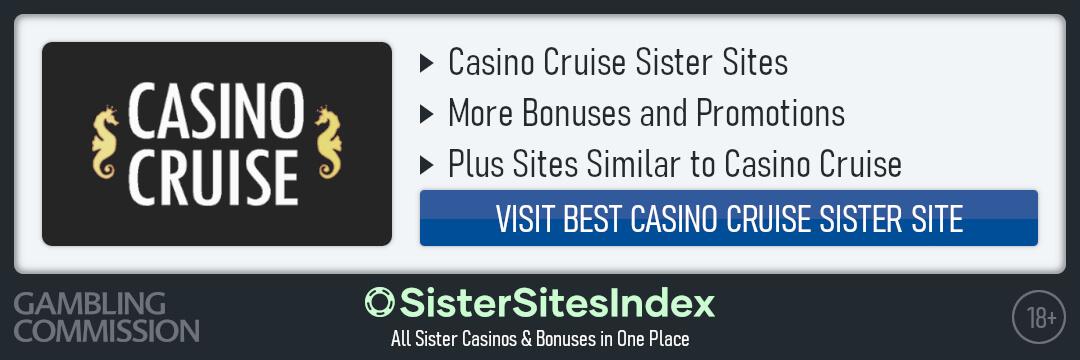 Casino Cruise sister sites