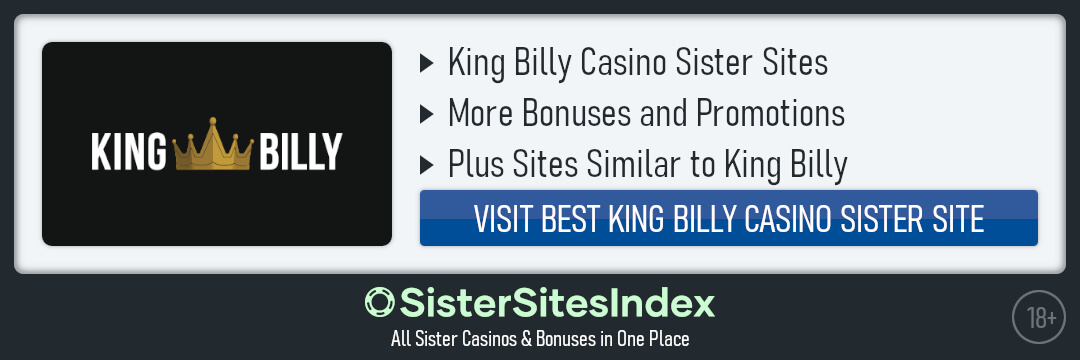 King Billy sister sites