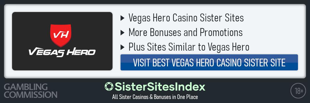 Vegas Hero sister sites