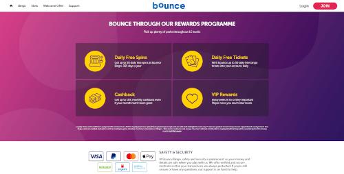 Bounce Bingo Banking
