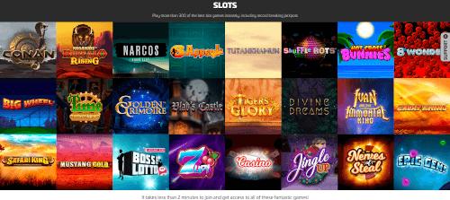 Secret slots Slots