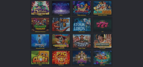 Apollo Slots Games