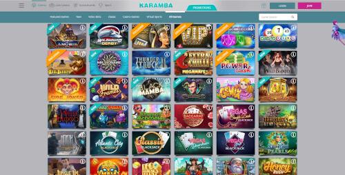 Karamba Games