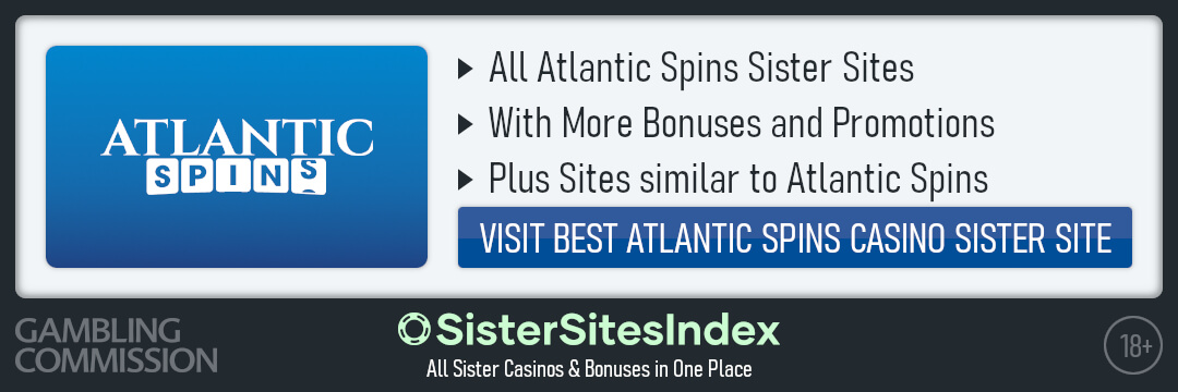 Atlantic Spins sister sites