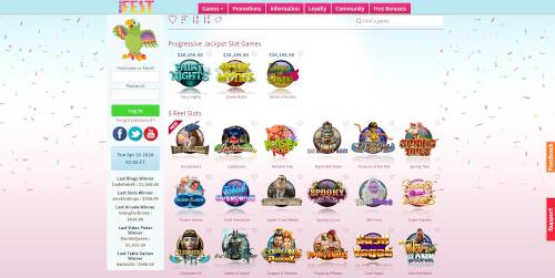 Bingo Fest Casino Games