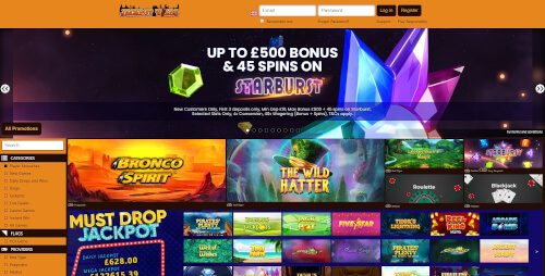 Jackpot Wilds Casino Bonuses