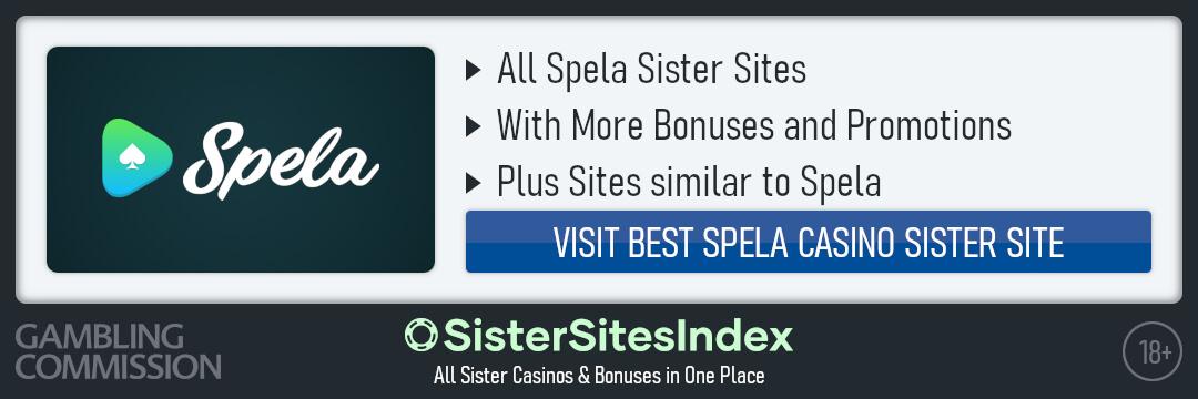 Spela sister sites