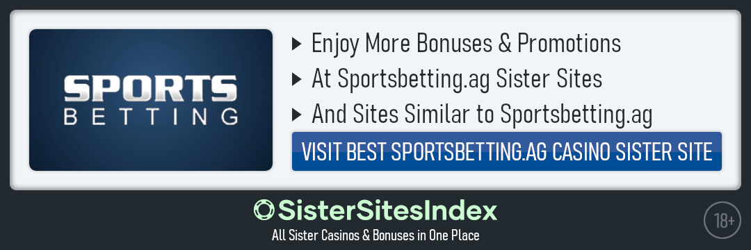 Sportsbetting.ag sister sites
