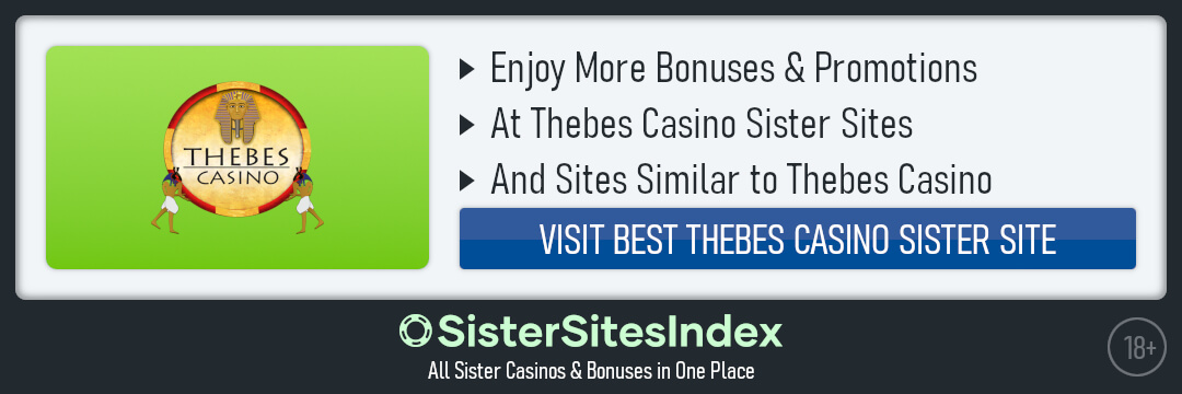 Thebes Casino sister sites