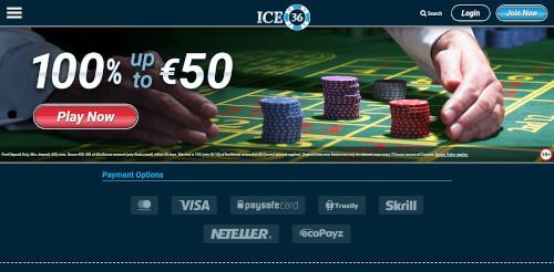 Ice36 Banking