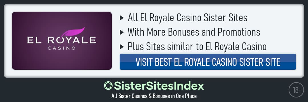 El Royale Casino sister sites