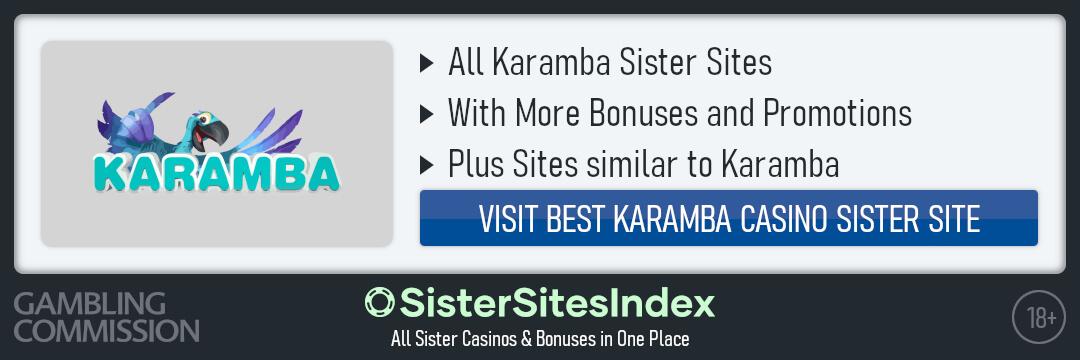 Karamba sister sites