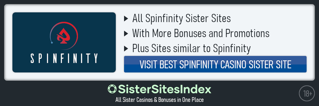 Spinfinity sister sites