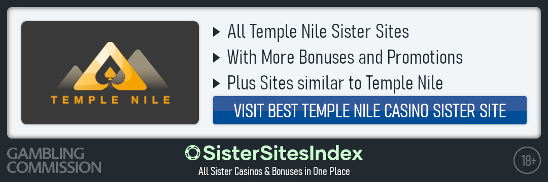 Temple Nile sister sites