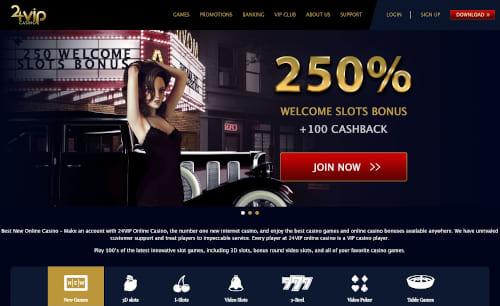 24 Vip Casino Bonuses