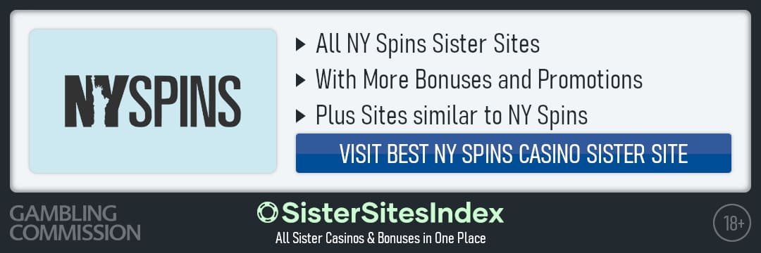 NY Spins sister sites