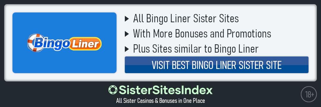 Bingo Liner sister sites