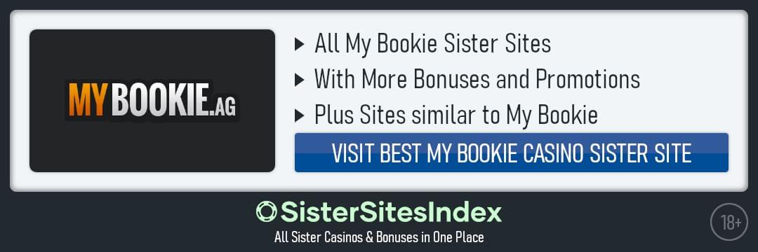 My Bookie sister sites