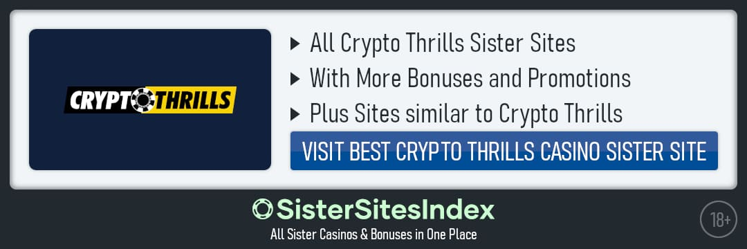 Crypto Thrills sister sites