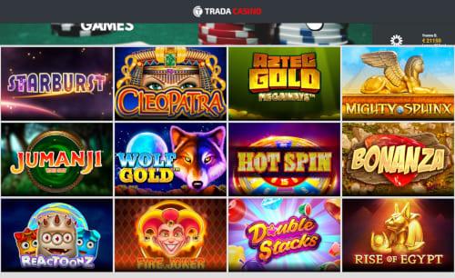Trada Games