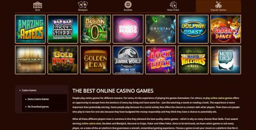 River Belle Casino Banking