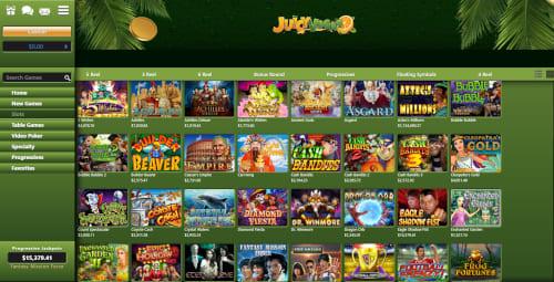 Juicy Vegas Games