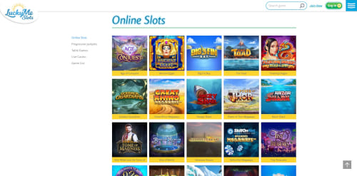 Lucky Me Slots Games