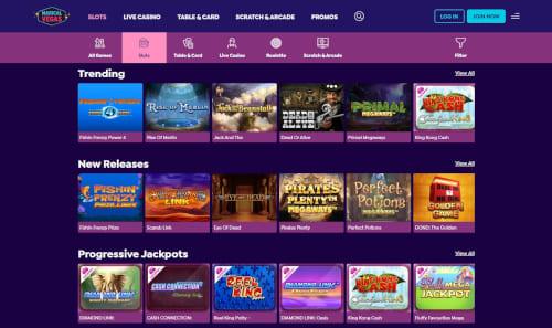 Magical Vegas Games