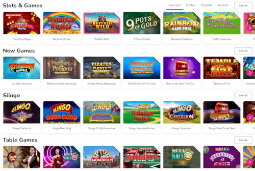 Mecca Bingo Games
