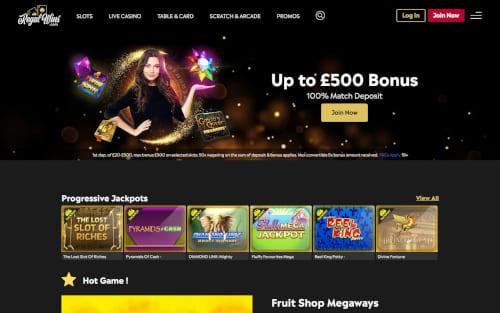 Regal Wins Casino Bonus