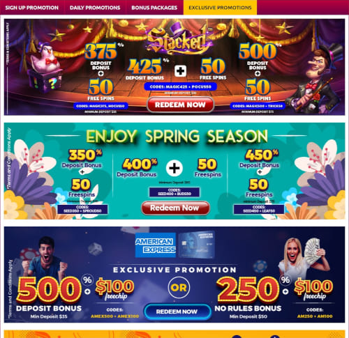 Funclub Casino Promotions
