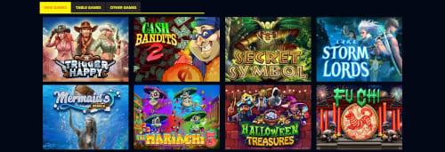 Las Vegas USA Casino Games