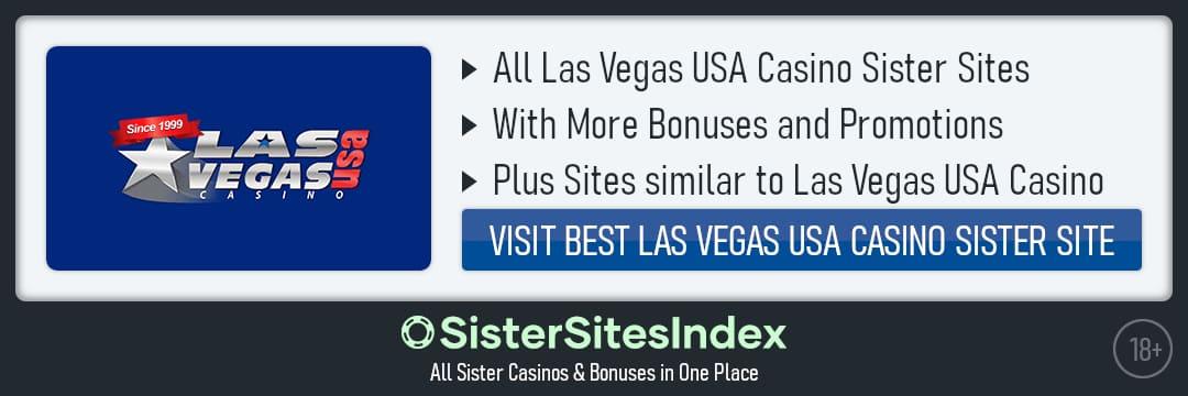 Las Vegas USA Casino sister sites