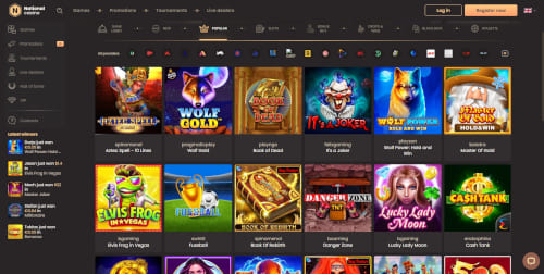 National Casino Games