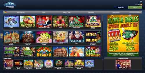 Vegas Casino Online Games
