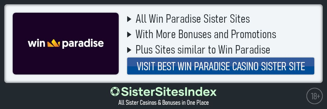 Win Paradise sister sites