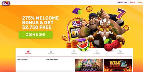 Slot Madness Bonuses