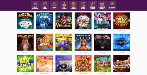 Duckyluck Casino Games