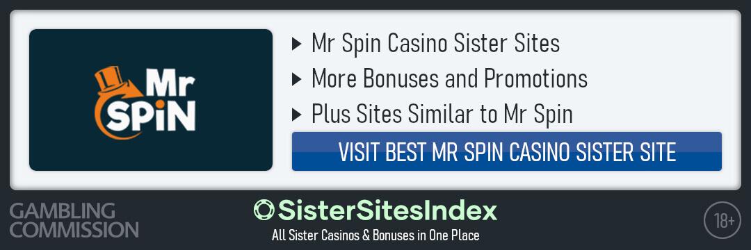 Mr Spin sister sites