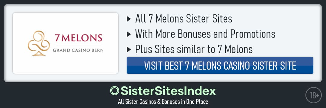 7 Melons sister sites
