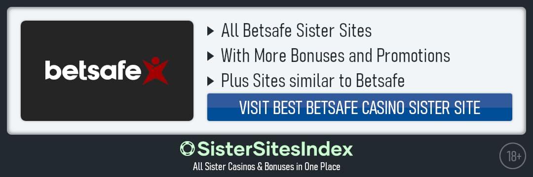 Betsafe sister sites