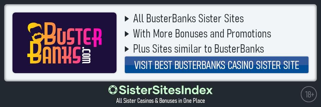 BusterBanks sister sites