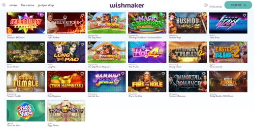 Wishmaker Games