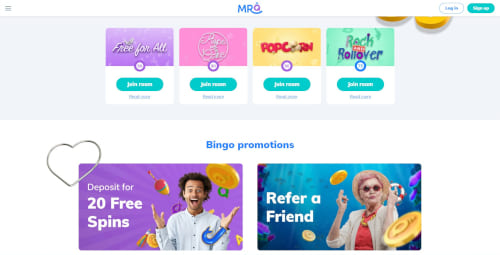 MrQ Bingo Games