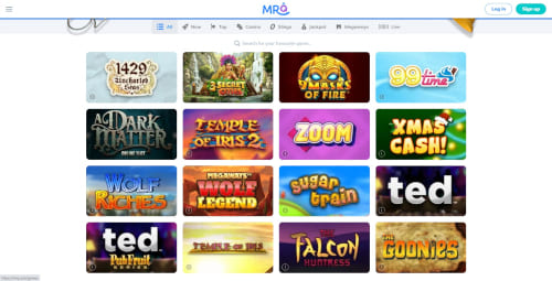 MrQ Games